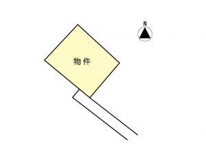 売地01-05(一般媒介)伊那市西箕輪大萱 487.6万円